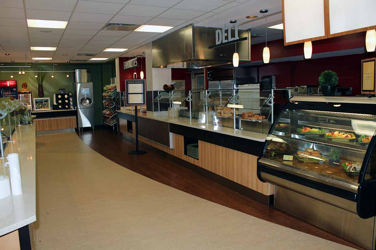holy name medical center servery and cafeteria phoenix medical