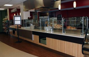 Holy Name Medical Center – Kitchen & Cafeteria