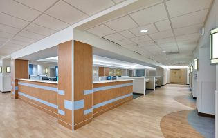 Jersey Shore University Medical Center Endoscopy Suite Renovation