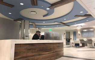 Southern Ocean Medical Center Lobby Renovation