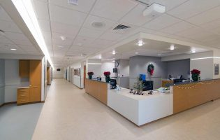 St. Luke's University Medical CenterMedical Surgical Renovation
