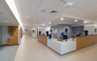 St. Luke's University Health Network Medical Surgical Renovation